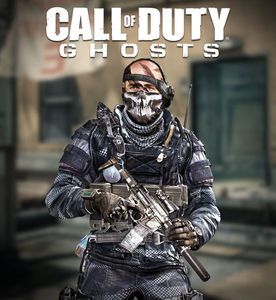 Call Of Duty Ghosts Micro Items Available Now Trailer Included