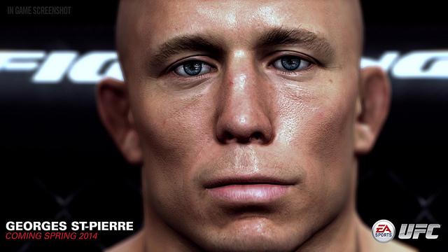 UFC GSP