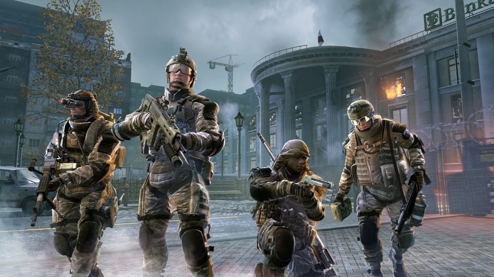 Warface out now and free to play on Xbox 360 | TheXboxHub