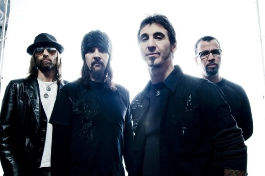 godsmack header