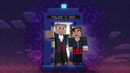 dr who minecraft pic 1