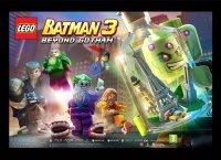 New LEGO Batman 3 Brainiac trailer and artwork released