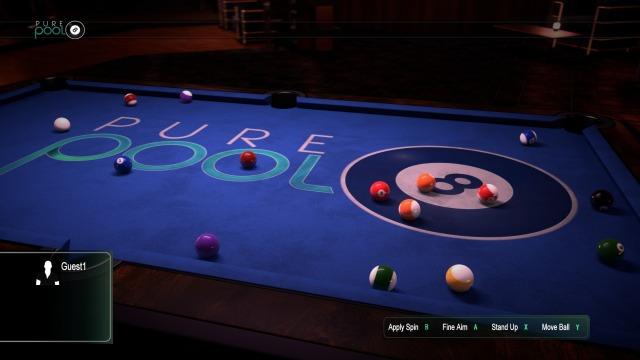 Pure Pool Xbox One screenshot (5)
