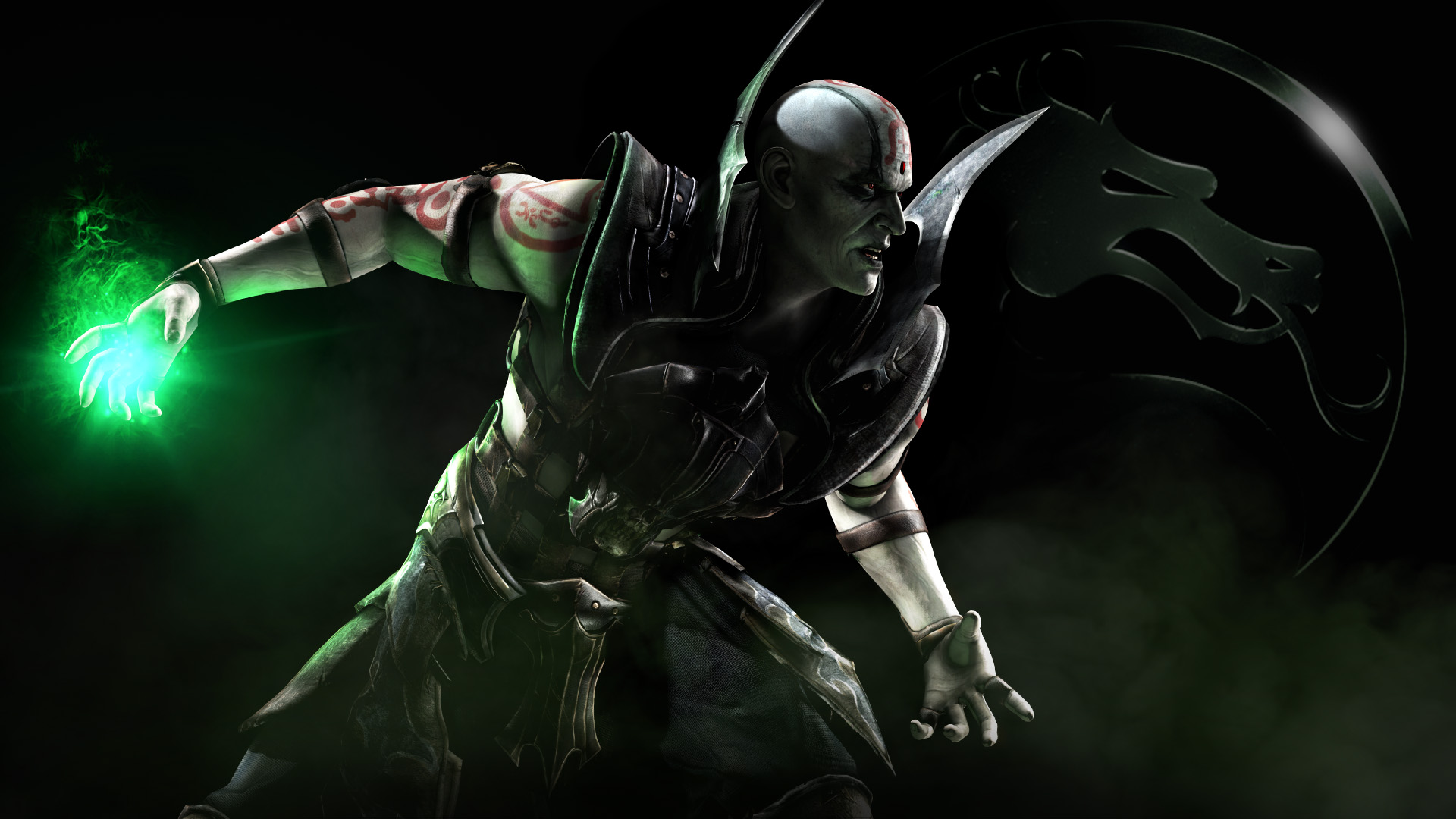 Quan Chi Joins The Mortal Kombat X Roster Announced With A