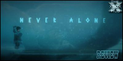 Never Alone header