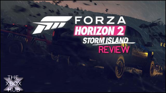Forza Horizon 2 Storm Island DLC Review   TheXboxHub