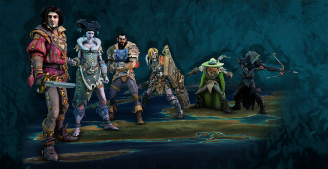 fable legends heroes