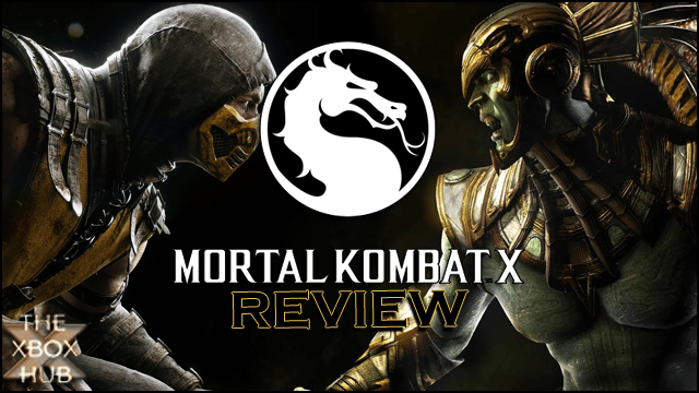 MK X Review Header