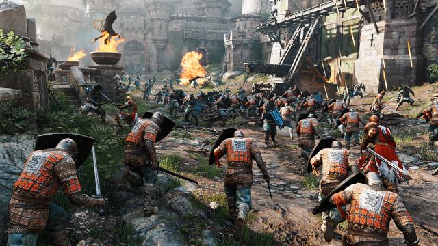 For_Honor_Screen_Harrowgate_FightAtTheGate_E3_150615_4pmPST_1434397086