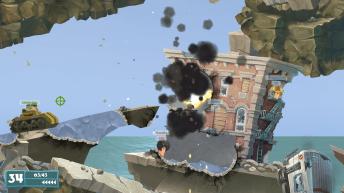 Worms WMD - Screenshot 5 - Gamescom 2015