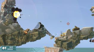 Worms WMD - Screenshot 6 - Gamescom 2015