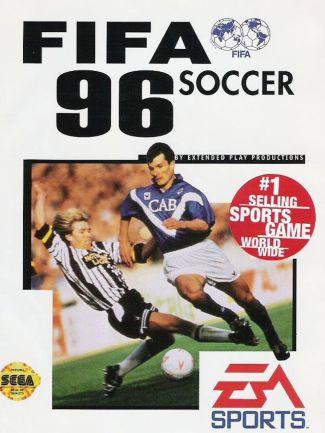 fifa 96 cover art