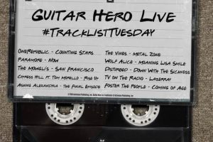 tracklisttuesday 14th july 2015