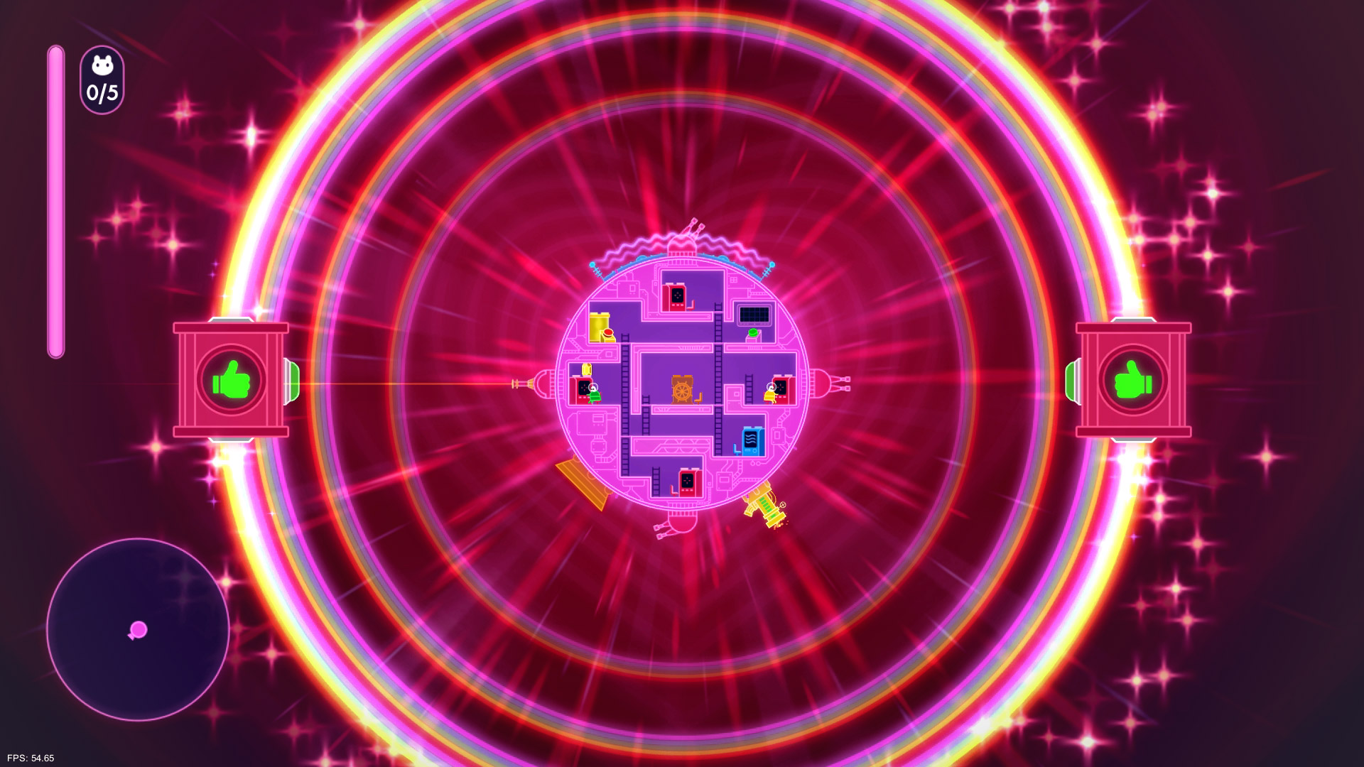 Lovers In A Dangerous Spacetime Now Free To Download On Xbox One