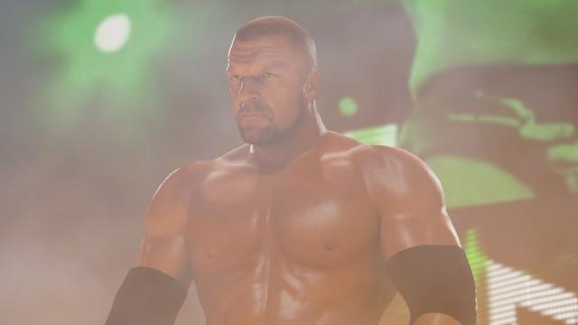 Triple H WWE 2K16