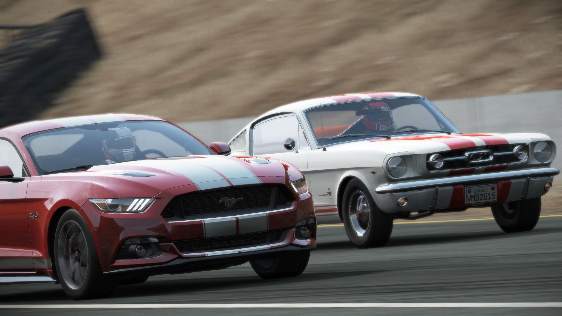 Latest Project Cars on Demand DLC covers both the old and the new ...