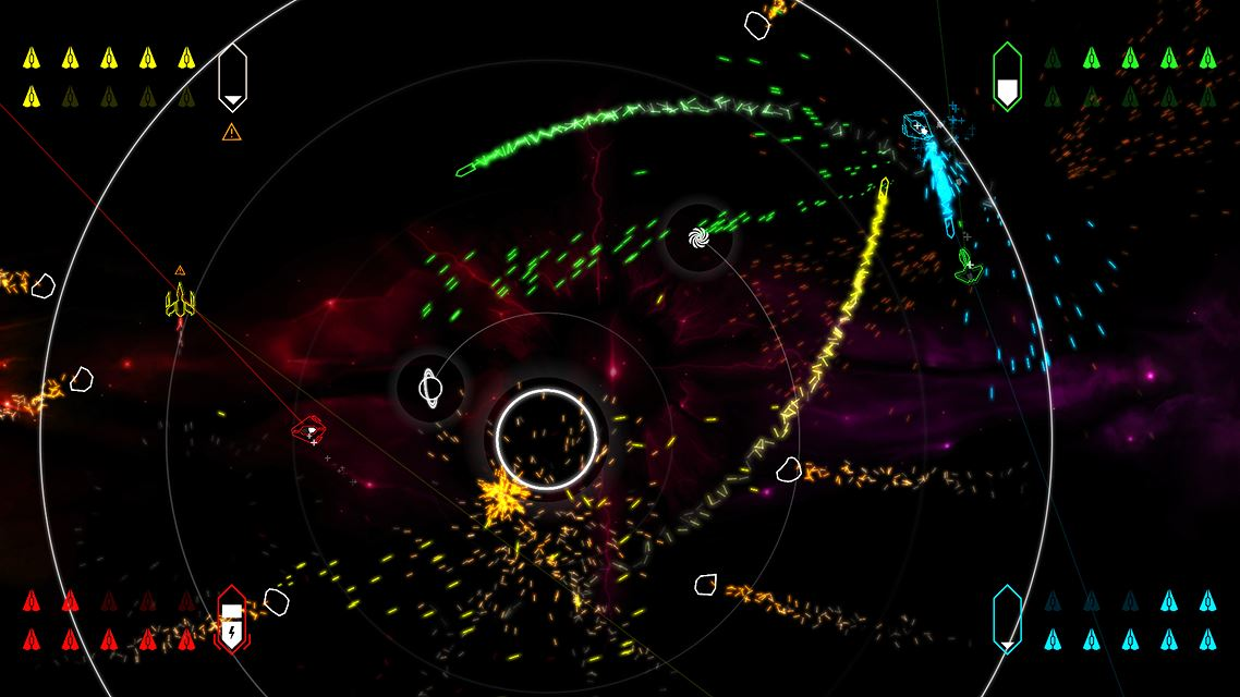 ORBIT hits the Xbox One Games Store as a multiplayer only