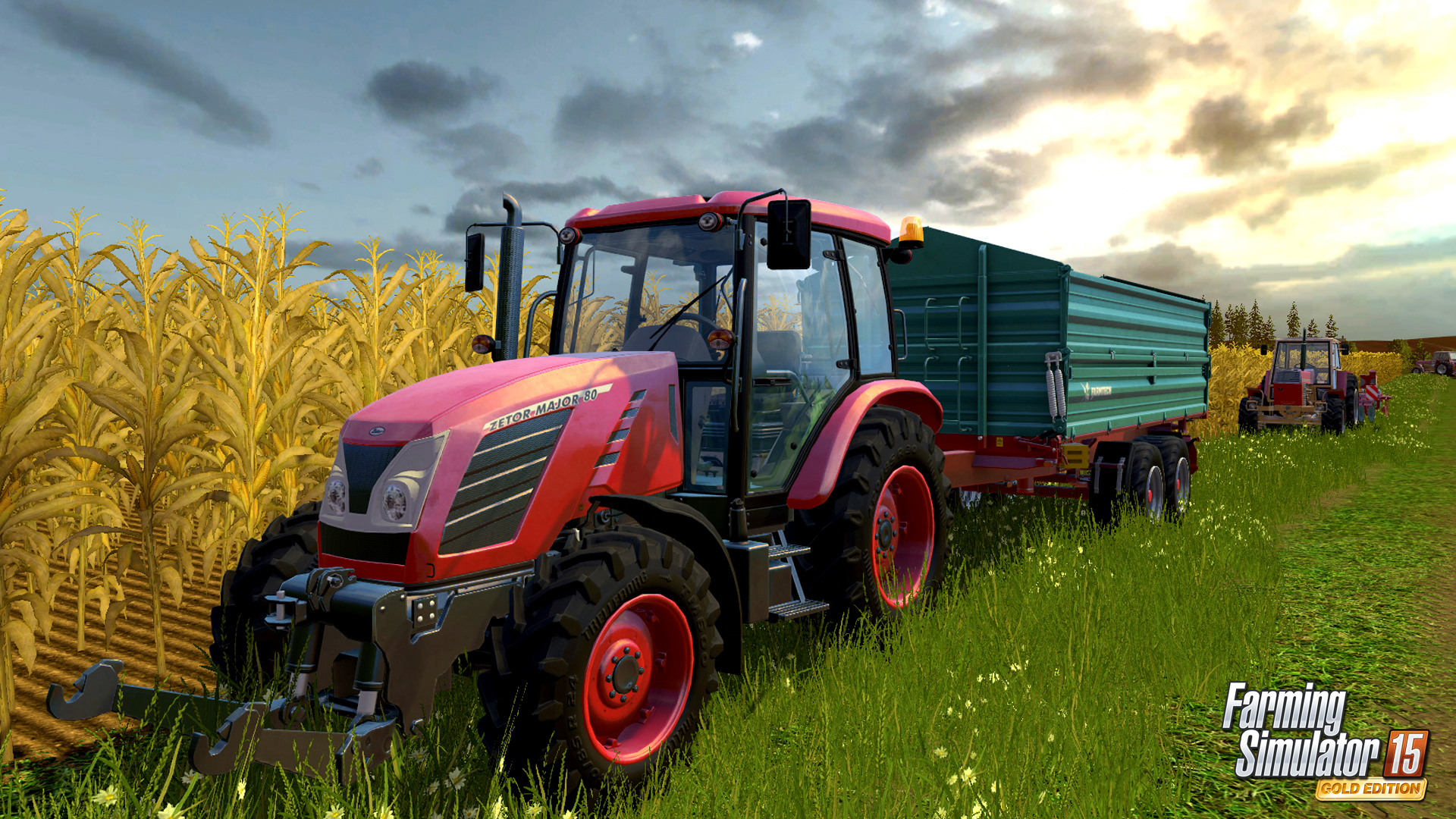 Farming Simulator 15 GOLD Edition brings new setting and