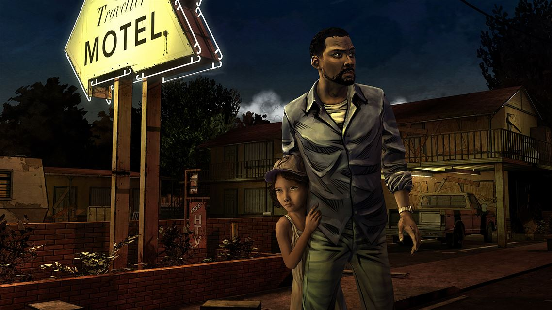 The Walking Dead: The Game. Season 1 (2012) PC | RePack от ...