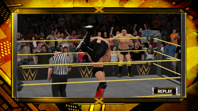 WWE 2K16 Tag Replay