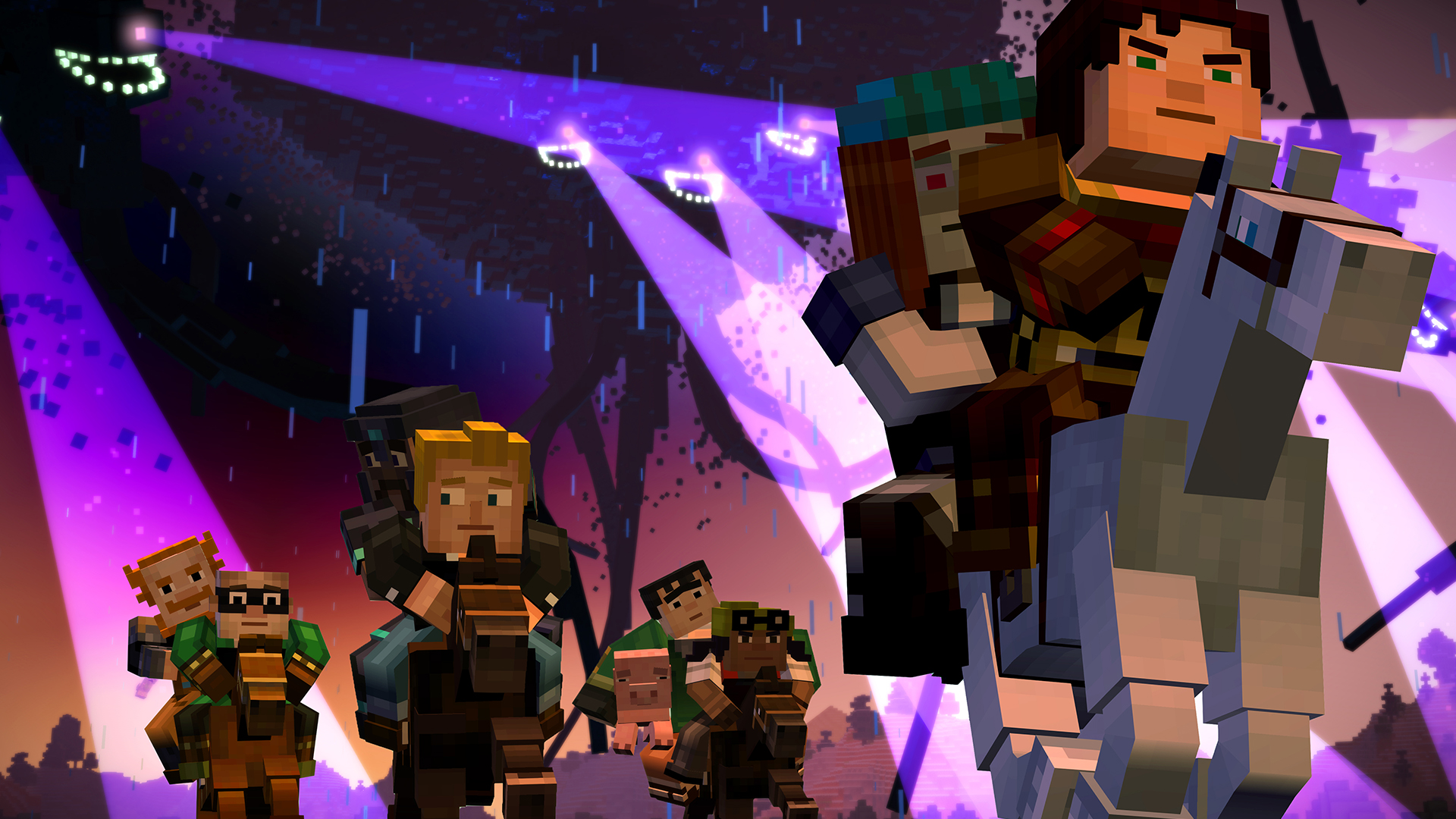 'Minecraft: Story Mode' is now available on Android and iOS