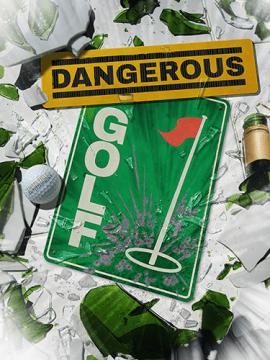 dangerous gold logo