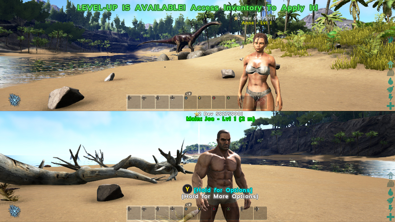 Latest ARK: Survival Evolved Xbox One update brings split