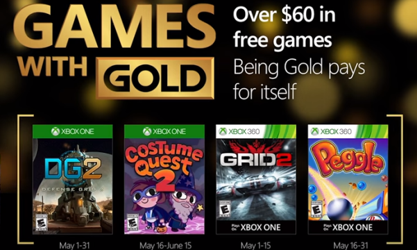 games with gold may 2016