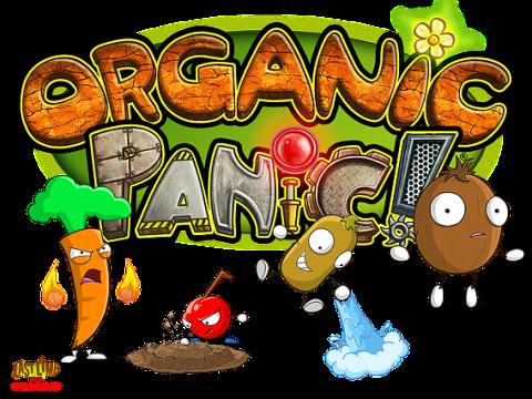 organic panic logo