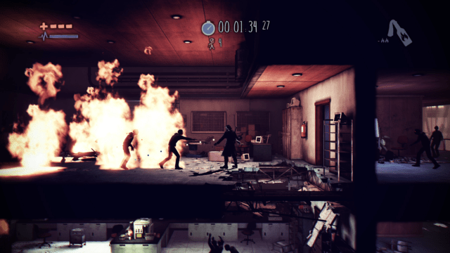 Deadlight Directors Cut Survival Arena Molotov Weapon Screenshot 3