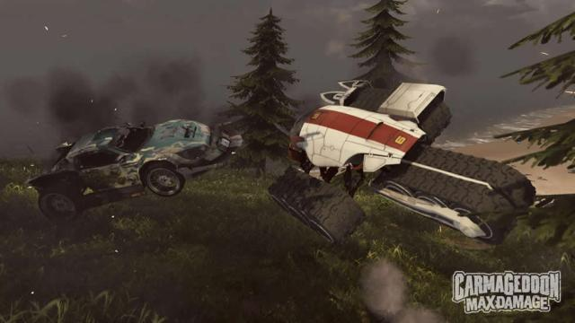 carmageddonn max damage