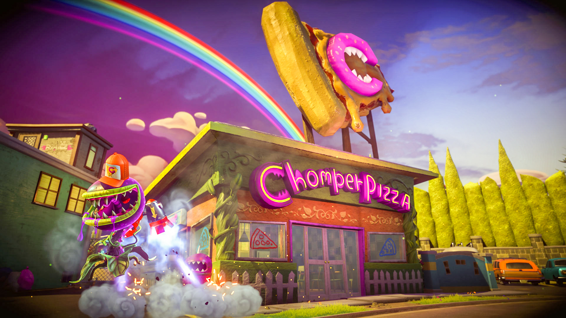 Plants Vs Zombies Garden Warfare 2 Updated With Trouble In