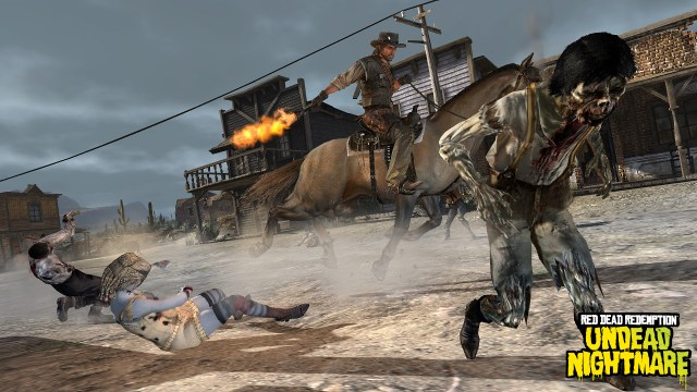 rdr zombie
