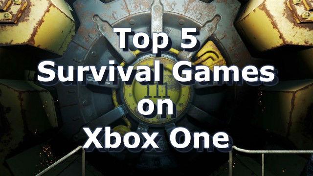 top 5 survival