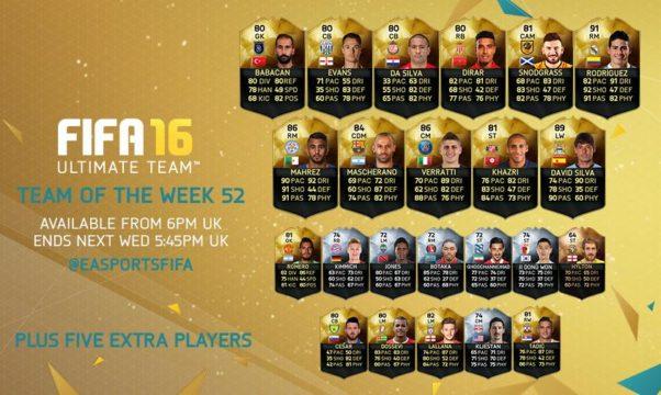 FIFA16totw52