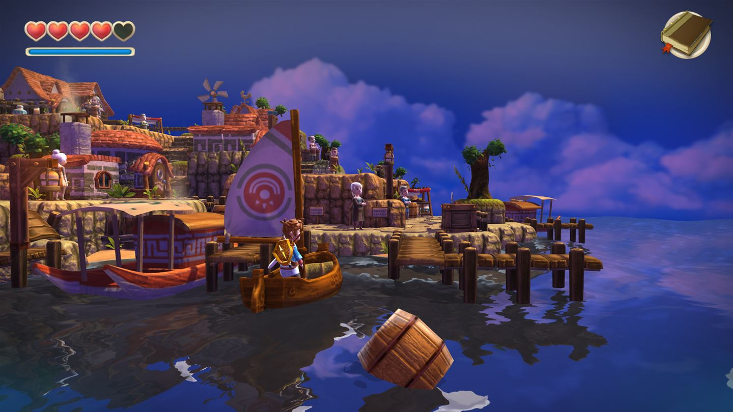 Oceanhorn: Monster Of Uncharted Seas Review | TheXboxHub