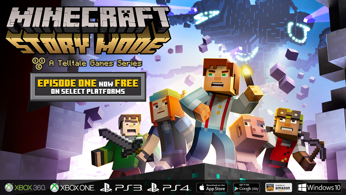 Minecraft's latest update brings new additions for players around various devices
