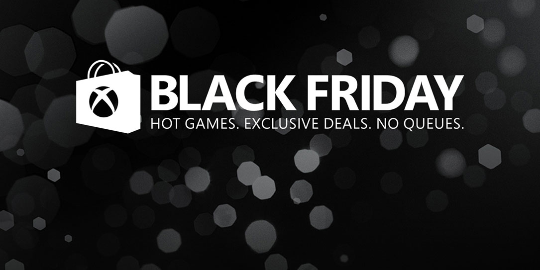 Xbox Black Friday sale bargains now available for all!