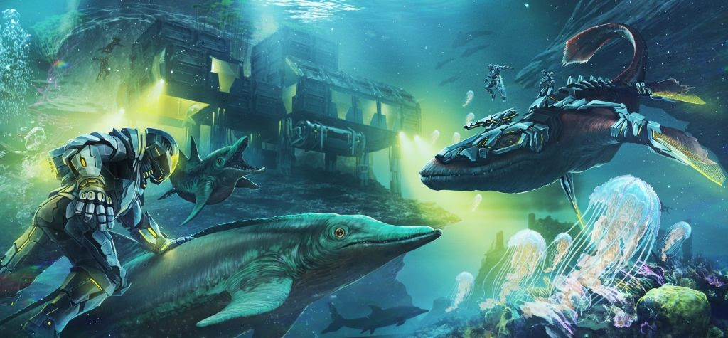 It Seems As If Studio Wildcard Never Sleep And The Next Update To Come From  The Studio Will Soon Be Hitting ARK: Survival Evolvedu2026the TEK Tier.