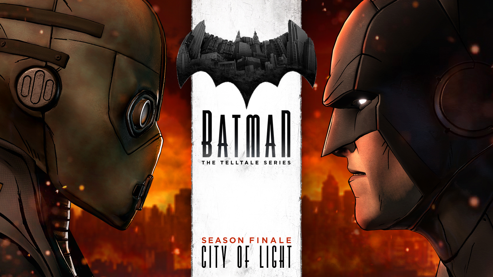 Episode Two of Telltale's Batman: The Enemy Within coming this September
