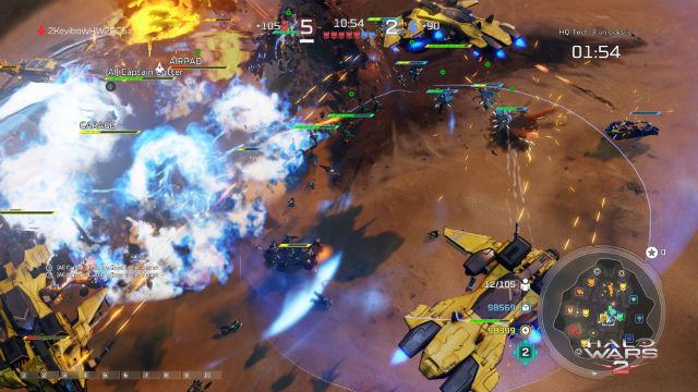 Halo Wars 2 MP