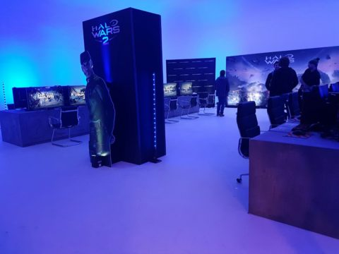 Halo Wars 2 event