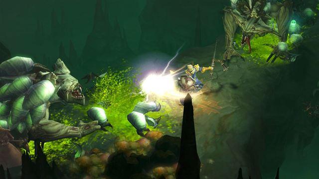 Diablo 3 ROS Edition