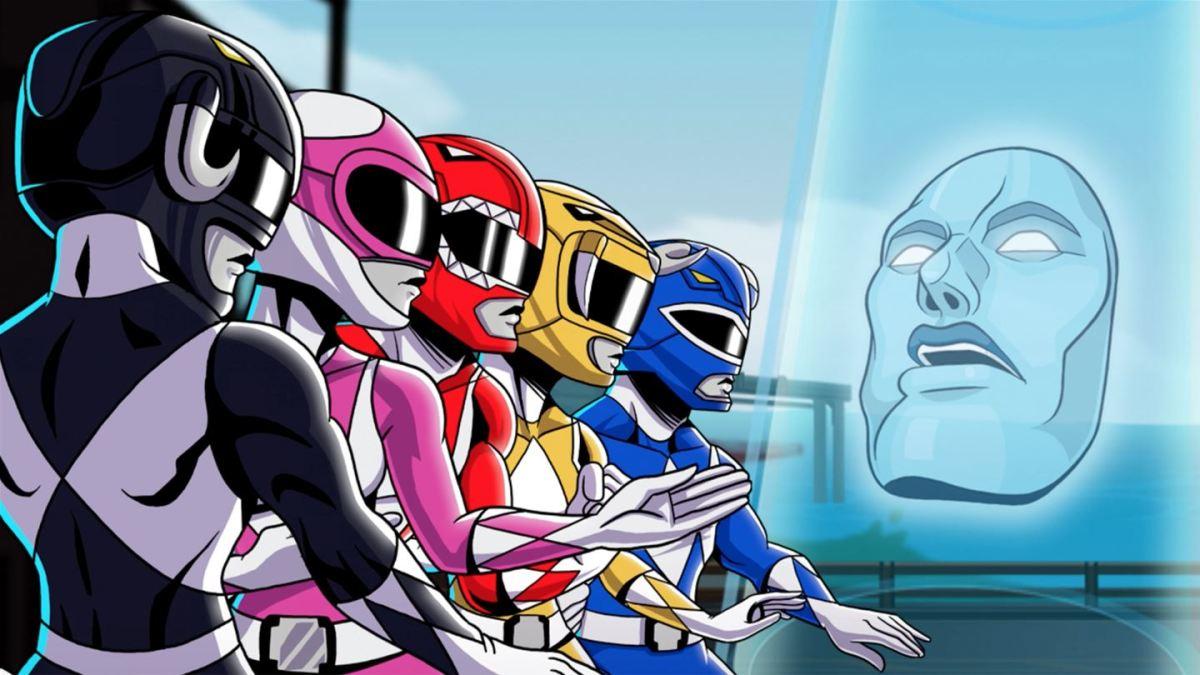 Saban's Mighty Morphin Power Rangers head into a Mega Battle on Xbox One