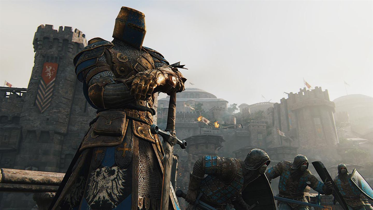 For Honor introduces two new Heroes with Season 2 next month
