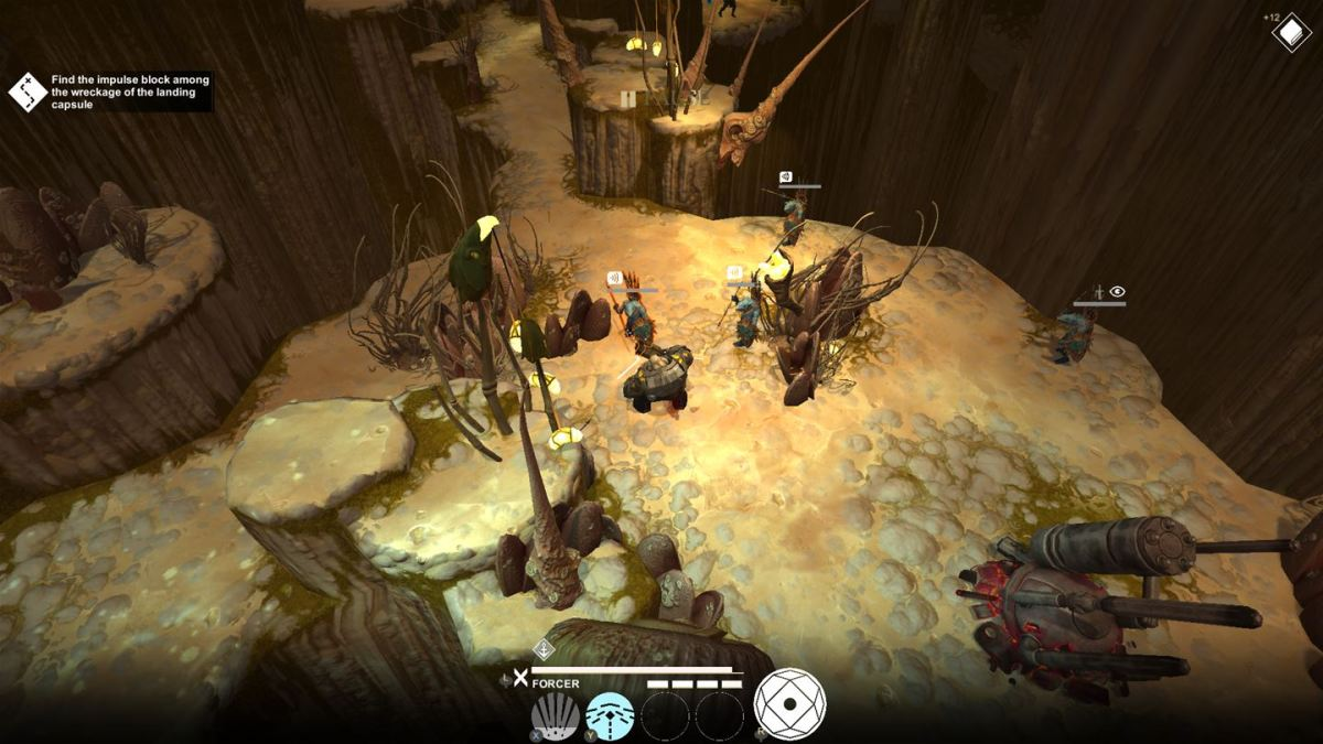 Suit up as a Dwarven astronaut in We Are The Dwarves on Xbox One
