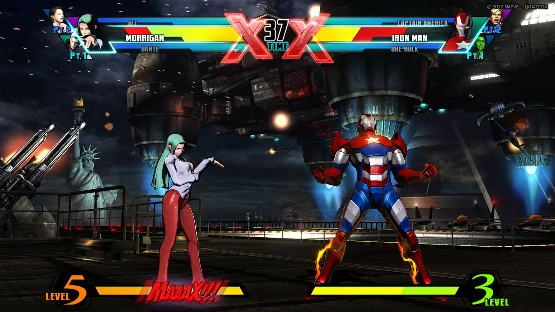 marvel vs capcom 2 emulator online