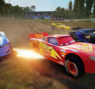 cars 3 driven to win now available on xbox one in the uk thexboxhub. Black Bedroom Furniture Sets. Home Design Ideas