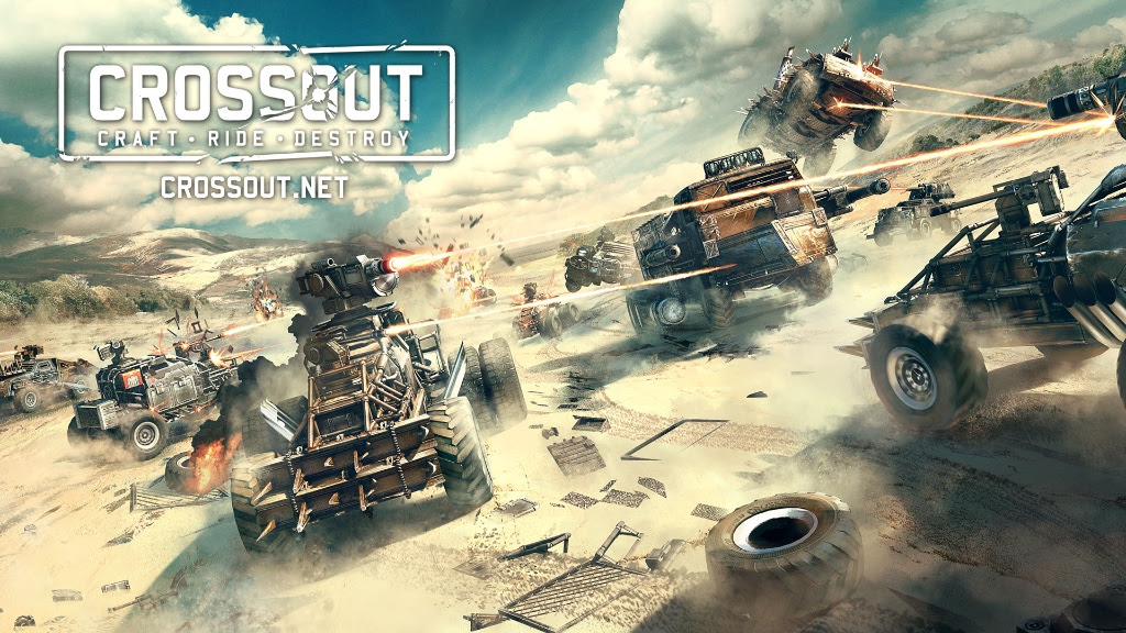 Crossout to race towards a May 30th Xbox One, PS4 and PC release