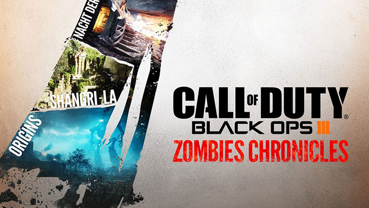 Call Of Duty Black Ops Iii Zombies Chronicles Available Now On